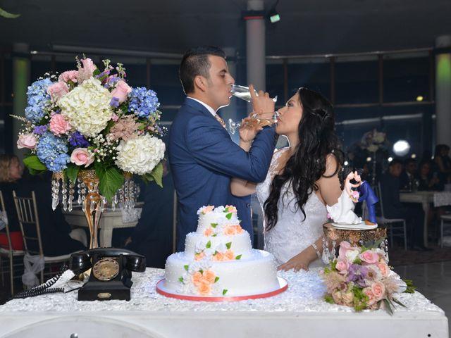 El matrimonio de Andrea y Cristian en La Calera, Cundinamarca 13