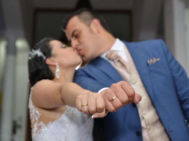 El matrimonio de Andrea y Cristian en La Calera, Cundinamarca 14