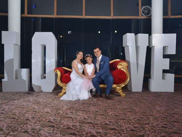 El matrimonio de Andrea y Cristian en La Calera, Cundinamarca 17