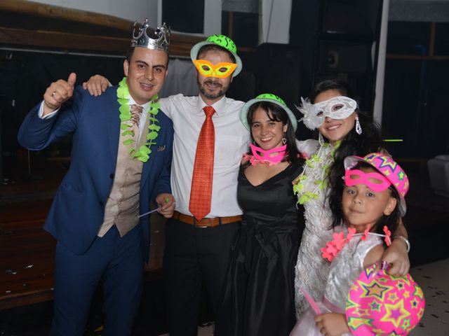 El matrimonio de Andrea y Cristian en La Calera, Cundinamarca 18