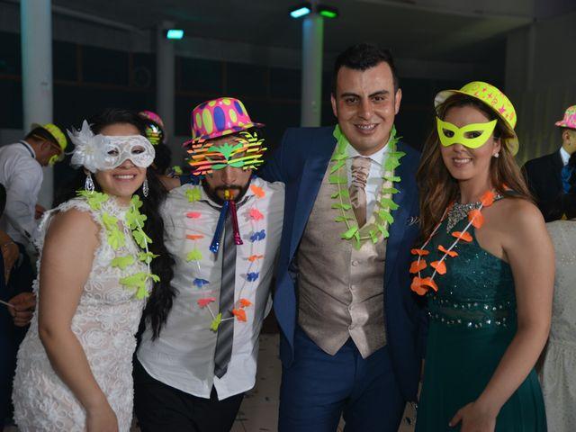 El matrimonio de Andrea y Cristian en La Calera, Cundinamarca 19