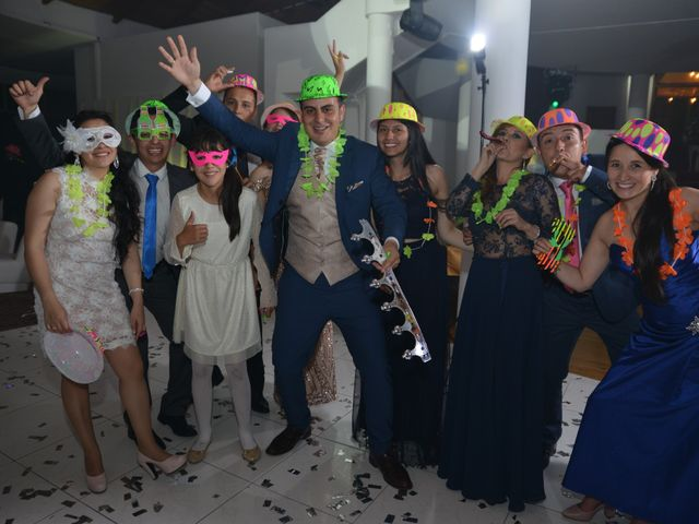 El matrimonio de Andrea y Cristian en La Calera, Cundinamarca 20