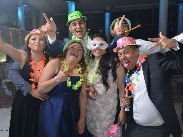 El matrimonio de Andrea y Cristian en La Calera, Cundinamarca 21