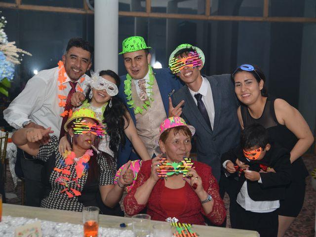 El matrimonio de Andrea y Cristian en La Calera, Cundinamarca 22