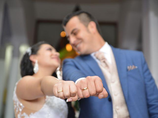El matrimonio de Andrea y Cristian en La Calera, Cundinamarca 7