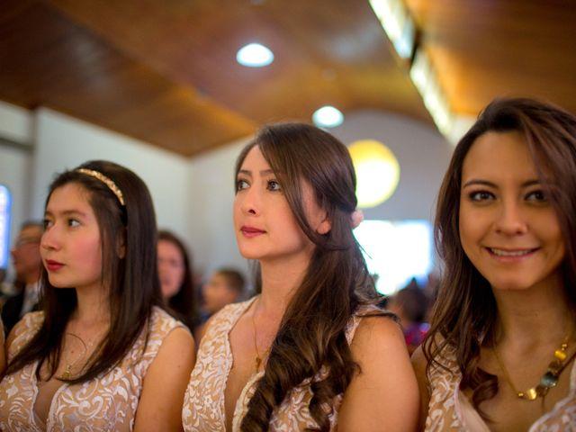 El matrimonio de Camilo y Melissa en San Juan de Pasto, Nariño 10