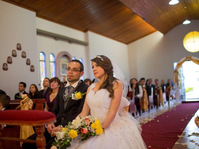 El matrimonio de Camilo y Melissa en San Juan de Pasto, Nariño 11