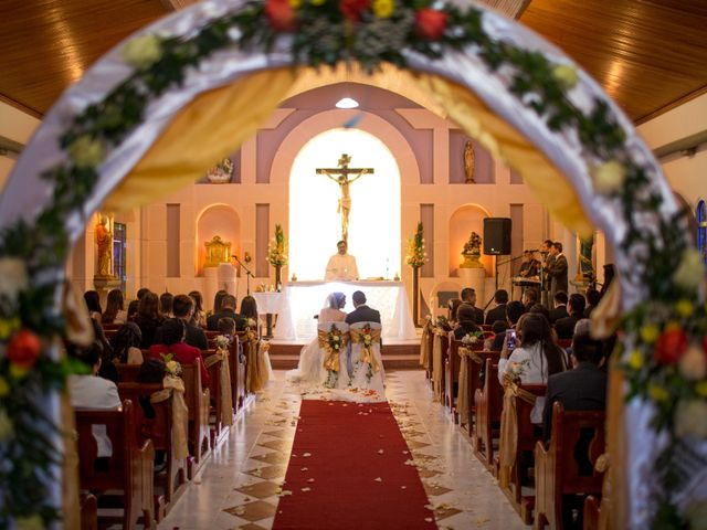 El matrimonio de Camilo y Melissa en San Juan de Pasto, Nariño 14