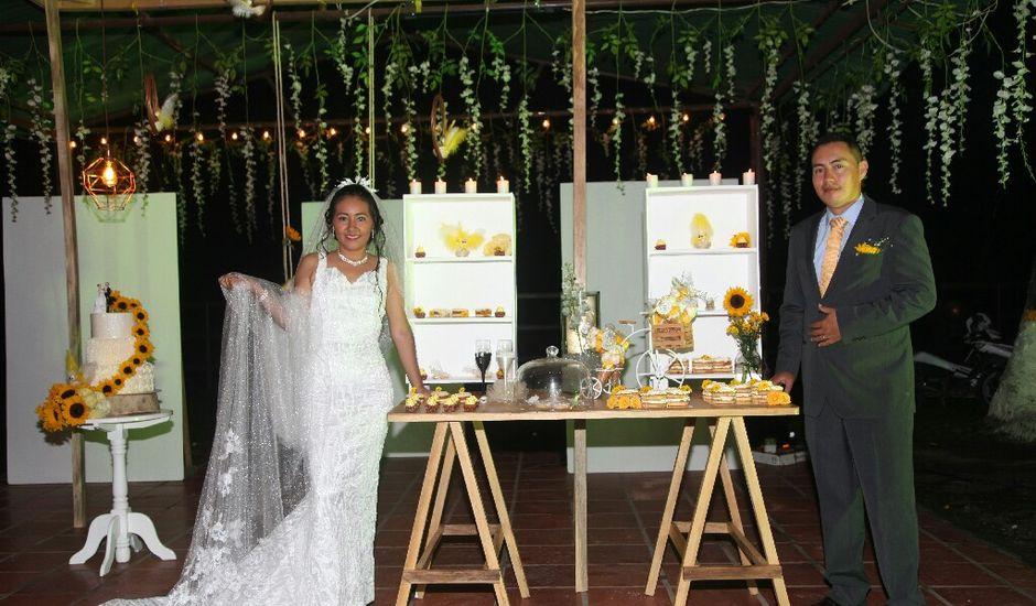 El matrimonio de Jorge Andrés  y Alexa  en Arauca, Arauca