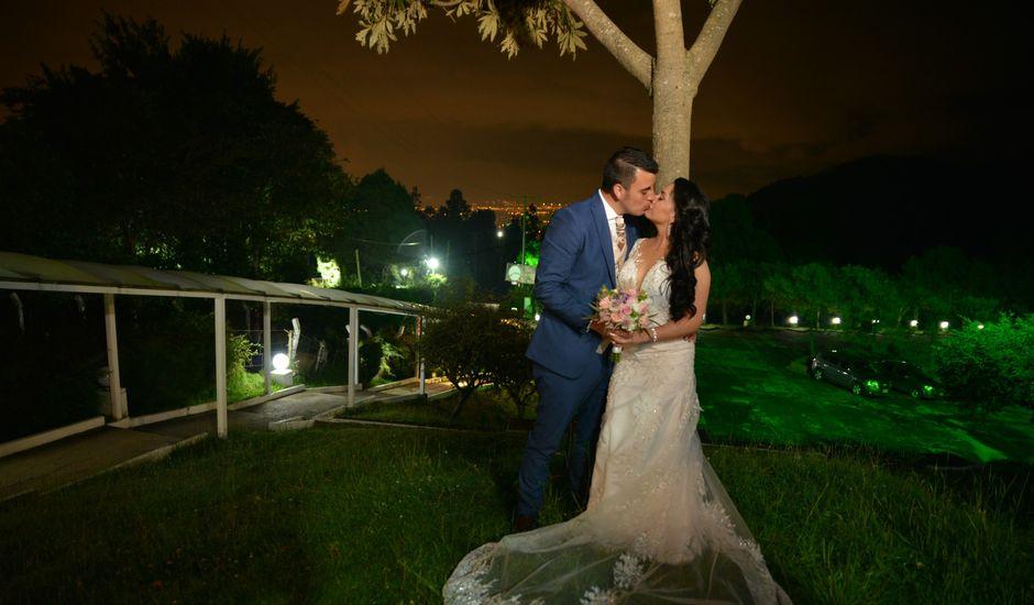 El matrimonio de Andrea y Cristian en La Calera, Cundinamarca