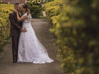El matrimonio de Andrea y Cristian 2