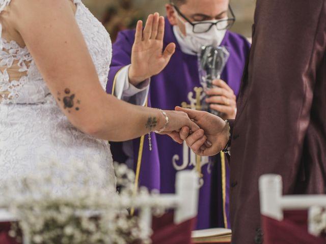 El matrimonio de Cristian y Andrea en Villamaría, Caldas 4