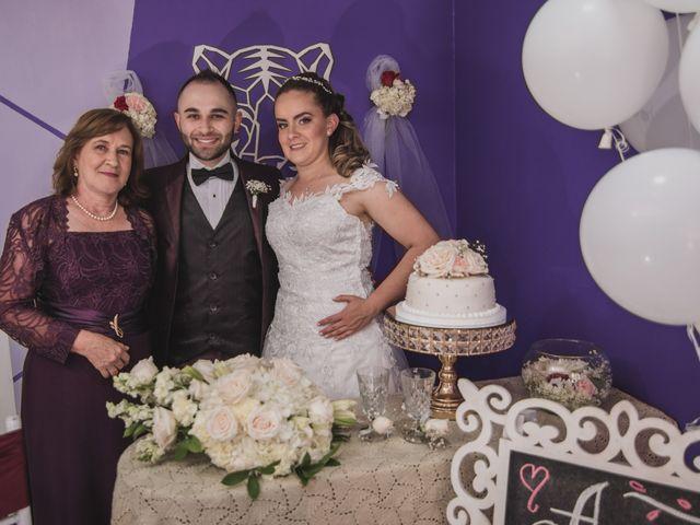 El matrimonio de Cristian y Andrea en Villamaría, Caldas 12