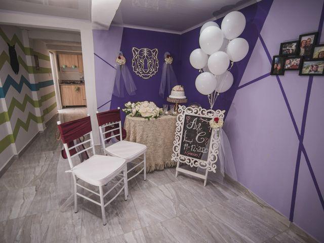 El matrimonio de Cristian y Andrea en Villamaría, Caldas 13
