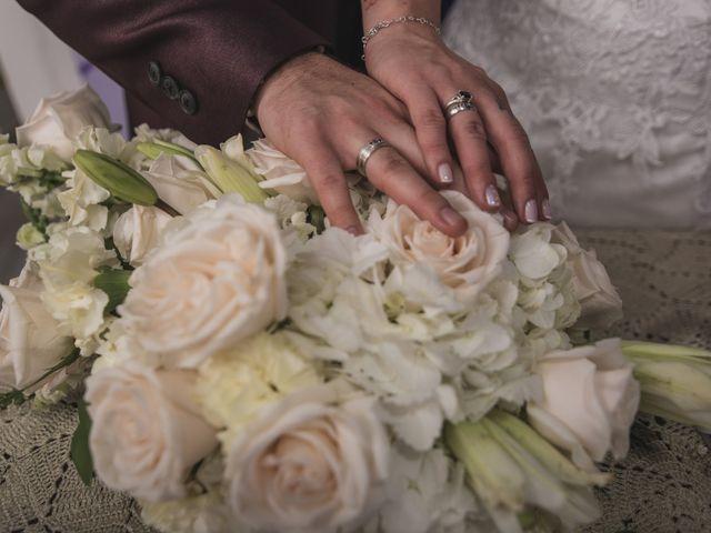 El matrimonio de Cristian y Andrea en Villamaría, Caldas 14