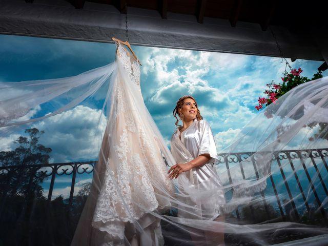 El matrimonio de David y Yessica en Medellín, Antioquia 1