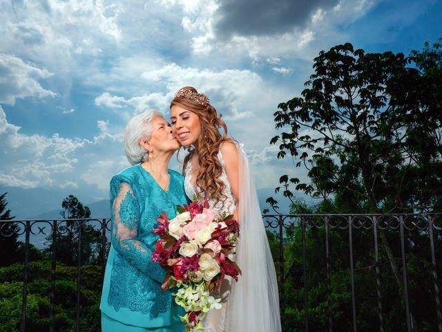 El matrimonio de David y Yessica en Medellín, Antioquia 5