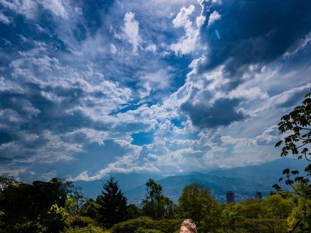 El matrimonio de David y Yessica en Medellín, Antioquia 6