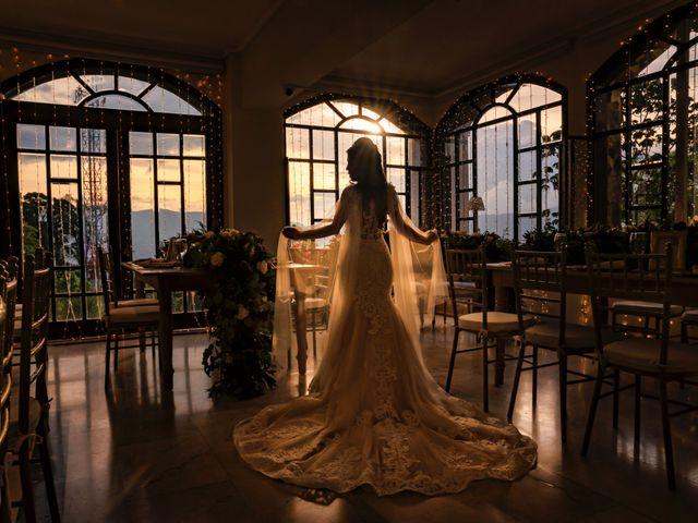 El matrimonio de David y Yessica en Medellín, Antioquia 8