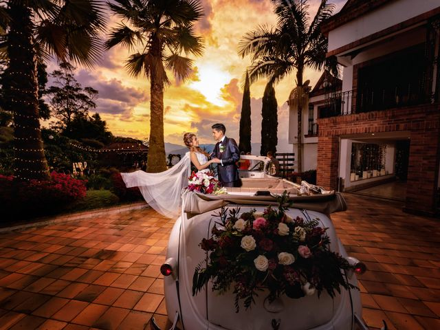El matrimonio de David y Yessica en Medellín, Antioquia 9