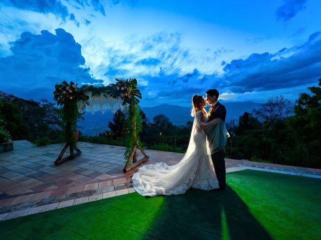 El matrimonio de David y Yessica en Medellín, Antioquia 10