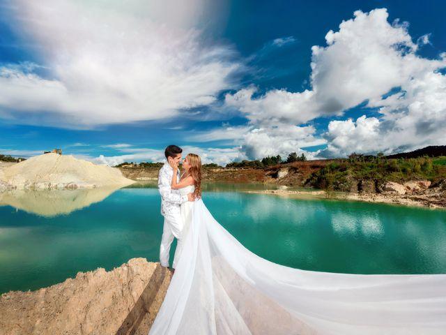 El matrimonio de David y Yessica en Medellín, Antioquia 13