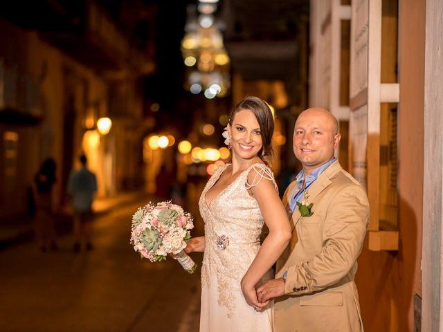 El matrimonio de Jessica y Danny