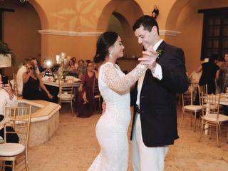 El matrimonio de Stephanie y Pablo