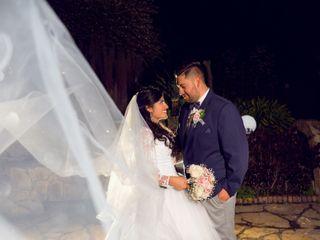 El matrimonio de Adriana y Rubén 1