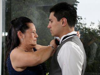 El matrimonio de Maria Fernanda y Oscar 1