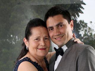 El matrimonio de Maria Fernanda y Oscar 2