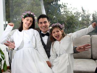 El matrimonio de Maria Fernanda y Oscar 3