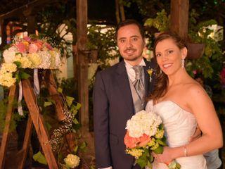 El matrimonio de Sofia y Andres