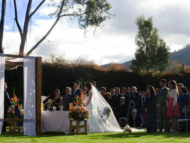 El matrimonio de Camilo y Johana en Cota, Cundinamarca 1