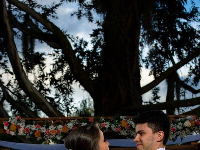 El matrimonio de Camilo y Johana en Cota, Cundinamarca 3