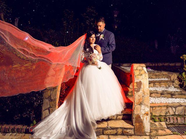 El matrimonio de Adriana y Rubén