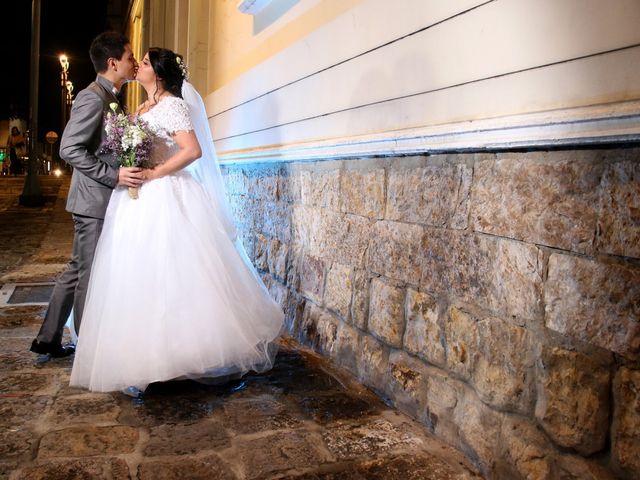 El matrimonio de Maria Fernanda y Oscar