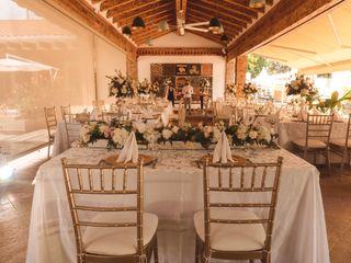 El matrimonio de Luisa  y Sebastián  3