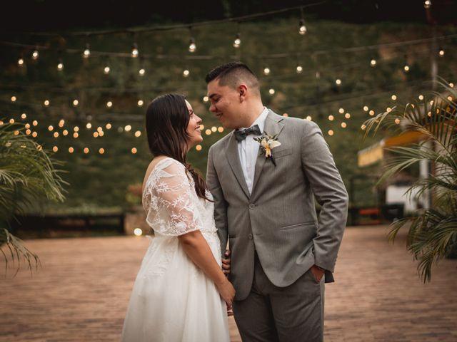 El matrimonio de Sebastián  y Luisa  en Pereira, Risaralda 1