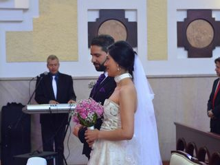 El matrimonio de Laura Catalina y Andrés David 1