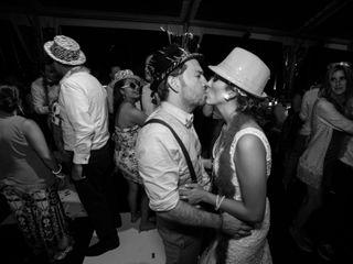 El matrimonio de Lina y Sebastián