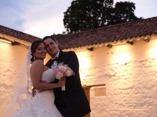 El matrimonio de Esperanza y Jorge