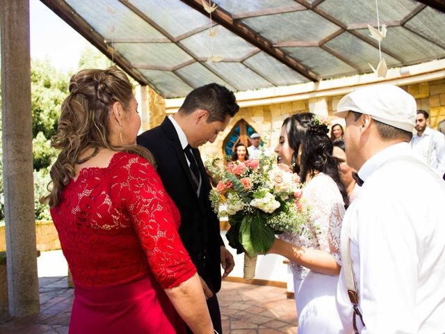 El matrimonio de Edwin y Dayana en Subachoque, Cundinamarca 11
