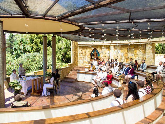 El matrimonio de Edwin y Dayana en Subachoque, Cundinamarca 13