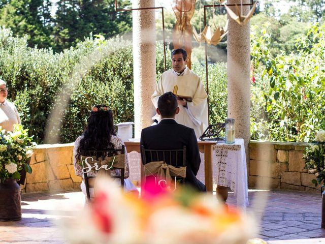 El matrimonio de Edwin y Dayana en Subachoque, Cundinamarca 20