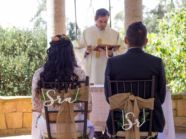 El matrimonio de Edwin y Dayana en Subachoque, Cundinamarca 22