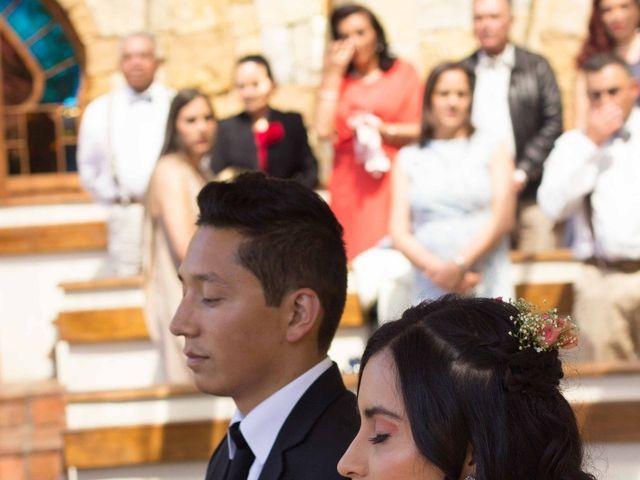 El matrimonio de Edwin y Dayana en Subachoque, Cundinamarca 26