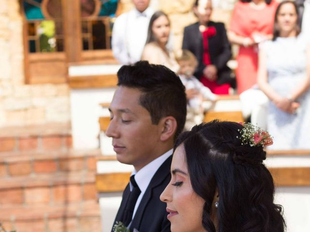 El matrimonio de Edwin y Dayana en Subachoque, Cundinamarca 27