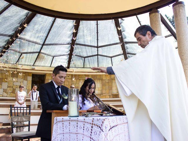 El matrimonio de Edwin y Dayana en Subachoque, Cundinamarca 28