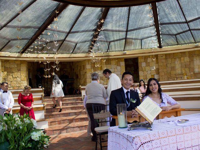 El matrimonio de Edwin y Dayana en Subachoque, Cundinamarca 31